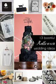 halloween bridal shower invitations 13 bootiful halloween wedding ideas hill city bride virginia