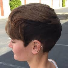 two ear hairstyle top 40 hottest very short hairstyles for women
