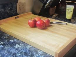 john boos reversible maple countertop board giveaway arv 160 2 25