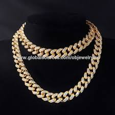 necklace choker chain images China high quality cuban necklace chain for men choker from jpg