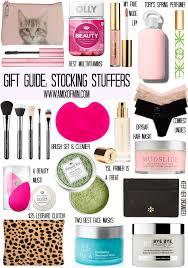 christmas stuffers gift guide girly girl stuffers