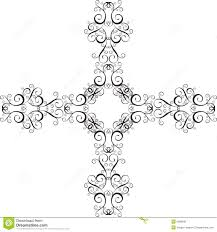 cross ornaments stock photo image 6096690