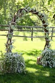 wedding arches made from trees best 25 rustic wedding archway ideas on rustic
