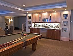best fresh entertainment room above garage 15805