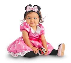 Minnie Mouse Halloween Costume Toddler Halloween Costumes Baby Disney Store Disney Baby
