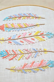 Embroidered Home Decor Fabric Best 20 Hand Embroidery Ideas On Pinterest Hand Embroidery
