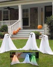 light up decoration ghost 3 ft outdoor yard lawn