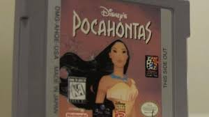 cgr undertow pocahontas review for game boy video dailymotion
