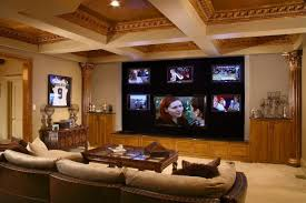 Design Tech Homes by Living Room Theaters Fau