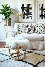 20 spaces finished with a fiddle leaf fig décor aid