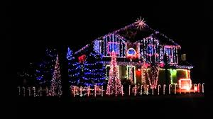 christmas lights to dubstep christmas lights