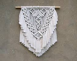 Bohemian Room Decor Modern Macrame Wall Hanging Large Boho Decor Woven Tapestry