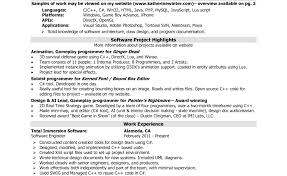Latex Resume Template Phd 100 Sample Resume For Experienced Software Engineer Free Download