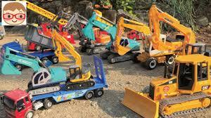 excavator for kids trucks for children emergency vehicle