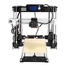 imprimante 3d de bureau imprimante 3d bureau impression auto assemblage métallique bricolage