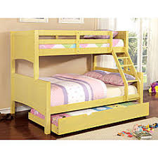 Twin Over Full Bunk Bed - Full and twin bunk bed