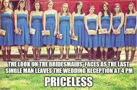 Bridesmaids Meme - unhappy bridesmaids memes imgflip