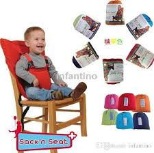 baby high chair that attaches to table baby chair portable infant seat dining baby seat safety belt feeding