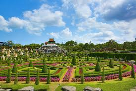 nong nooch tropical botanical garden one of the most beautiful