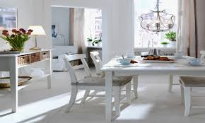 Kitchen Island And Dining Table by Ikea Dining Tables Sleek Wooden Dining Chairs White Finished