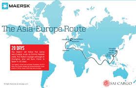 Xiamen China Map by Sai Cargo