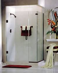 Clear Glass Shower Door by Shower Doors Memphis Framed And Frameless Glass Binswanger