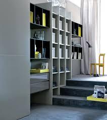 modern white bookcases bookshelves allmodern berlin 5 level 78