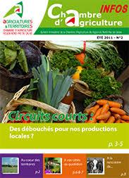 chambre d agriculture 02 des débouchés pour nos productions locales revue chambre d