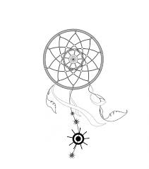 articles with small simple dreamcatcher tattoos tag simple dream