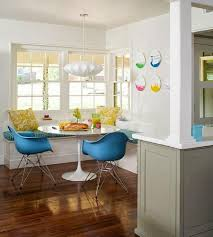kitchen bay window seating ideas of also table for in images