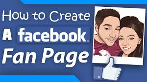 create facebook fan page how to create a facebook fan page in 3 mins or less youtube