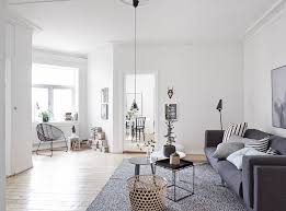 Home Decor Scandinavian I Wish Lived Here A Calming Scandinavian Home With Festive Touch