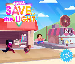 save the light game grumpyface studios our new steven universe rpg save the light
