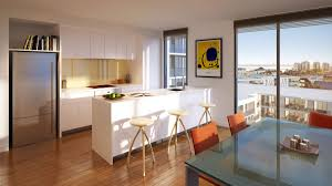 Simple Kitchen Set Design Kitchen Simple Flat Contemporary Kitchen Set Cabinet And Island