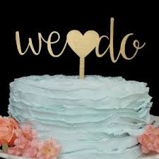 we do cake topper happily after wedding cake topper inked icing