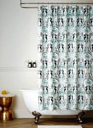 Vintage Mermaid Shower Curtain - best floral shower curtains ideas on yellow curtain target cat