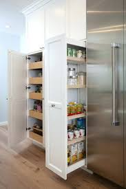 pull out pantry cabinets pull out cabinet doors how to build roll