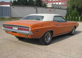1970 dodge challenger special edition s cars dodge challenger 1970 sport special