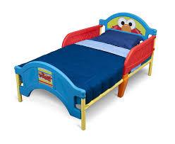 Metal Toddler Bed Amazon Com Delta Children Plastic Toddler Bed Sesame Street