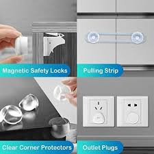 magnetic cabinet locks no drill baby proofing 43 pcs cabinet locks child safety 8 magnetic cabinet