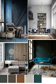 blue color trend in home decor 2016 2017 interior pinterest