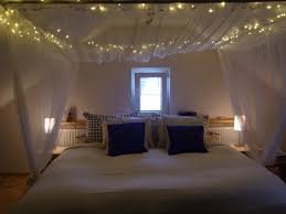 Diy Canopy Bed With Lights Marvellous Diy Canopy Bed Curtains Pics Inspiration Tikspor