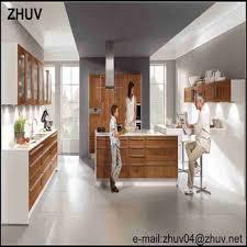 High Gloss Vinyl Wrap Doors Kitchen CabinetsLacquer Wood Kitchen - High gloss lacquer kitchen cabinets