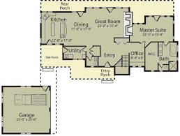 Timber Home Floor Plans Silver Springs Log Home Plan By Precisioncraft Log U0026amp Timber Homes