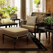 Wing Chairs For Living Room by Furniture Elegant Chair And Ottoman Sets That You Must Have