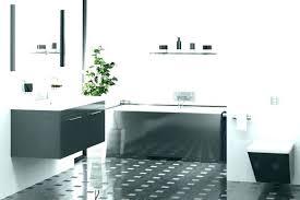 black and white bathroom decorating ideas black and white tile bathroom decorating ideas modern grey bathroom