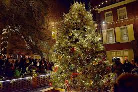 a guide to tree lighting celebrations in philadelphia for 2016