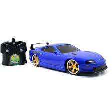 cars toyota supra jada toys 1 16 hyperchargers tuner radio control car toyota supra