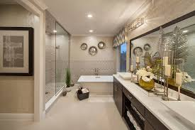 traditional bathroom lighting ideas in a traditional bathroom with
