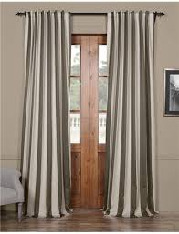 Steel Grey Curtains Steel Grey Striped Blackout Curtain New Arrivals 2017